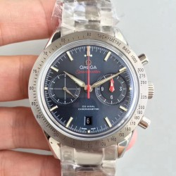 Replica Omega Speedmaster '57 Co-Axial Chronograph 41.5MM 331.10.42.51.03.001 OM Stainless Steel Blue Dial Swiss 9300