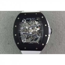 Replica Richard Mille RM61 PVD Skeleton Dial M9015