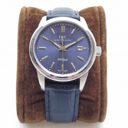 Replica IWC Ingenieur Automatic Limited Edition Laureus IW323310 N Stainless Steel Blue Dial Swiss 80111