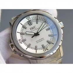 Replica IWC Aquatimer IW329004 V6 Stainless Steel White Dial Swiss 2836-2