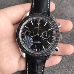 Replica Omega Speedmaster Moonwatch Co-Axial Chronograph 44.25MM 311.33.44.51.01.001 OM V2 Stainless Steel Black Dial Swiss 9300