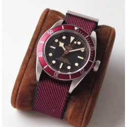 Replica Tudor Heritage Black Bay Red 79230R ZF V4 Stainless Steel Black Dial Swiss 2824-2