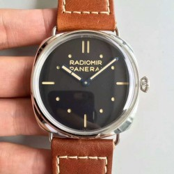 Replica Panerai Radiomir SLC 3 Days PAM449 ZF Stainless Steel Black Dial Swiss P3000