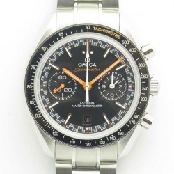Replica Omega Speedmaster Racing Master Chronograph 44.25MM 329.30.44.51.01.002 OM Stainless Steel Black Dial Swiss 9900