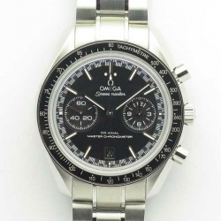 Replica Omega Speedmaster Racing Master Chronograph 44.25MM 329.30.44.51.01.001 OM Stainless Steel Black Dial Swiss 9900