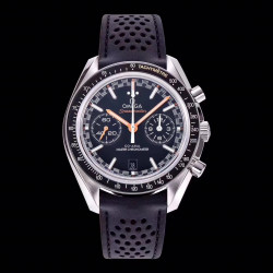 Replica Omega Speedmaster Racing Master Chronograph 44.25MM 329.32.44.51.01.001 OM Stainless Steel Black Dial Swiss 9900