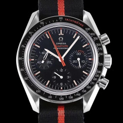 Replica Omega Speedmaster Speedy Tuesday 2 Ultraman Limited Edition 311.12.42.30.01.001 OM Stainless Steel Black Dial Swiss 1861