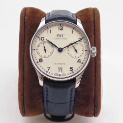 Replica IWC Portugieser IW500705 ZF V3 Stainless Steel White Dial Swiss 52010
