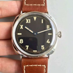 Replica Panerai Radiomir California PAM448 ZF Stainless Steel Black Dial Swiss P3000