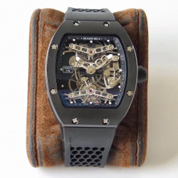 Replica Richard Mille RM27 Tourbillon Rafael Nadal Limited Edition EUR Ceramic Skeleton Dial Swiss Tourbillon