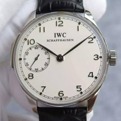Replica IWC Portuguese Minute Repeater IW5242 Stainless Steel White Dial Swiss 95290