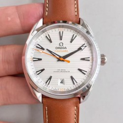 Replica Omega Seamaster Aqua Terra 150M Master Co-Axial Baselworld 2017 XF Stainless Steel White Dial Swiss 8900